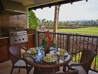 Golf Villas at Mauna Lani O22 includes AC and Great Golf Course Views!
