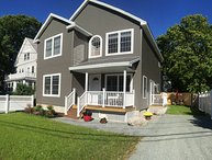 The Carriage House in Downtown Bar Harbor! Holland Ave Vacation Rentals!
