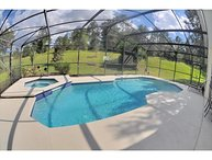 VERY PRIVATE South Pool DISNEY Vacation home WIFI