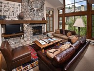 Luxury Townhome Ski-in Ski-out Includes Shared Hot Tub.