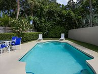 An Island Treasure right off St. Armand's Circle -- 3 BR Garden Pool Home