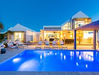 Second Chances 5 Bed Villa in Grace Bay