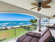 Aloha Oceanfront Villa in Ewa Beach