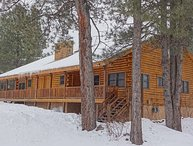 Nice Newly Updated 3 bdrm Cabin*Walk to Slopes*