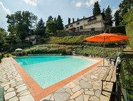 3 bedroom Villa in Barberino Di Mugello, Tuscany, Italy : ref 2270086