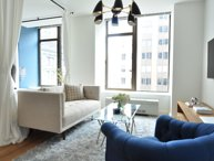 Furnished Studio Apartment at Water St & Hanover Square New York
