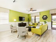Fantastic 9 Bedroom 5 Bath Home in ChampionsGate Golf Resort. 1308BW