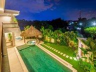 Villa Golden Palm By Bali Villa Rus-CAR+DRIVER, RETREAT- FAMILY FRIENDLY Villa