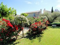 Beaucaire  Gard, landhouse 8p. private pool