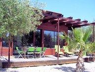 L'Ampolla Costa Dorada, nice Cottage 8p. 400m from the beach