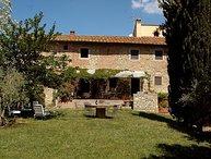 5 bedroom Villa in Barberino Val d Elsa, Chianti, Tuscany, Italy : ref 2383111