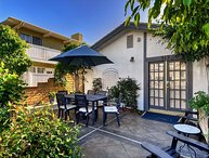 East Bay Ave- Close to Balboa Village lower unit w/view of the Bay!