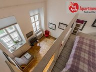 Sunny and quiet apartment in the city center - 3198