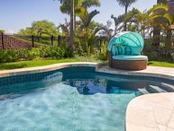 Hawaiian Destiny★ Stunning ♥ Private Heated Pool & Spa★Pamper Yourself In Luxury