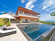 Summitra Villa No. 2 |  4 Bed Pool Villa in Choeng Mon Koh Samui