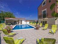 6 bedroom Villa in Rovinj, Istria, Krupulini, Croatia : ref 2373148