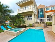 Castle Garden-Newly Remodeled, Luxury Villa with Ocean View in Palmas (SC51)