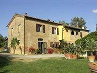 6 bedroom Villa in Buonconvento, Tuscany, Italy : ref 2302198