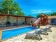 4 bedroom Villa in Tinjan, Istria, Croatia : ref 2374651