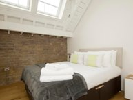 Spacious 3 Bedroom Warehouse-Style Apartment in Soho