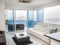 Sleek 1 Bedroom Apartment with Amazing Views in Castillo Grande