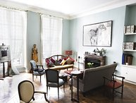 Eclectic 2 Bedroom Apartment Nestled in Le Marais