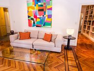Classic  1 Bedroom Apartment in Recoleta