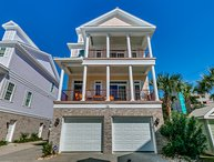 Beautiful Beach House with Elevator next to Ocean! by Luxury Beach Rentals