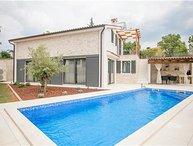 3 bedroom Villa in Tinjan, Istria, Tinjan, Croatia : ref 2301162