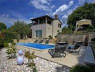 4 bedroom Villa in Tinjan, Istria, Croatia : ref 2373679