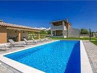 4 bedroom Villa in Porec, Istria, Dracevac, Croatia : ref 2373831