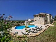 3 bedroom Villa in Porec, Istria, Fuskulin, Croatia : ref 2374209