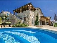3 bedroom Villa in Porec, Istria, Fuskulin, Croatia : ref 2374833