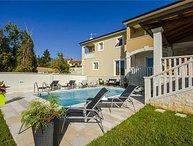 4 bedroom Villa in Tinjan, Istria, Croatia : ref 2374886