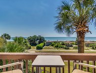 Luxury Oceanfront condo with free beach chairs!