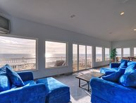 The Villa Loft..oceanfront 2 bedroom/2 bath house