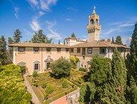 4 bedroom Apartment in Montespertoli, Central Tuscany, Tuscany, Italy : ref 2385692