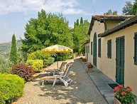 3 bedroom Villa in Cortona, Central Tuscany, Tuscany, Italy : ref 2385872