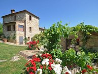 7 bedroom Villa in Montepulciano, Val D orcia, Tuscany, Italy : ref 2386013