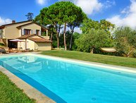 4 bedroom Apartment in Montaione, Tuscany Nw, Tuscany, Italy : ref 2386022