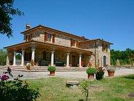 3 bedroom Villa in Campoleone, Val D orcia, Tuscany, Italy : ref 2386217