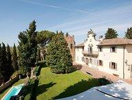 6 bedroom Apartment in Castelfiorentino, Central Tuscany, Tuscany, Italy : ref 2386334