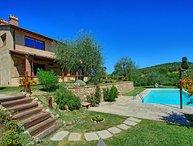 3 bedroom Villa in Certaldo, Chianti, Tuscany, Italy : ref 2386463