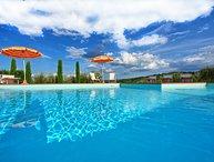 5 bedroom Villa in Casole D elsa, Central Tuscany, Tuscany, Italy : ref 2386802