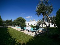 4 bedroom Apartment in Ostuni, Apulia, Italy : ref 2387264