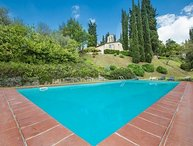 7 bedroom Villa in Siena, Central Tuscany, Tuscany, Italy : ref 2387164
