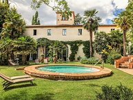 6 bedroom Villa in Sinalunga, Val D orcia, Tuscany, Italy : ref 2387306