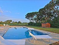 8 bedroom Villa in Arezzo, Central Tuscany, Tuscany, Italy : ref 2387444