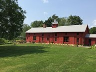 Restored Horse Barn On 13 Acres With Private Pond