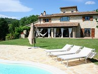 5 bedroom Villa in Amelia, The Umbrian countryside, Umbria, Italy : ref 2383073